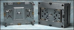 SPI Class 102 injection mold