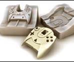 3-D mold design