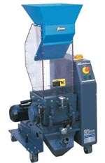Low-Speed Granulators