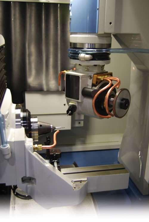 CNC Tool Grinding
