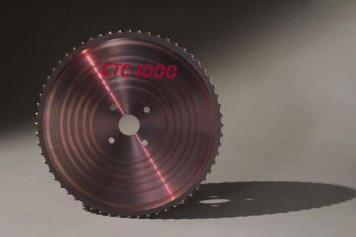 CTC-1000 saw blade