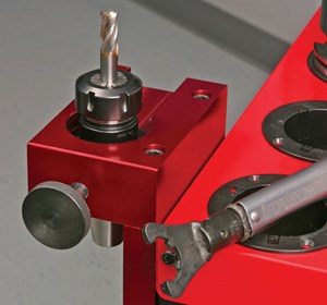 NTS tightening fixture