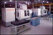 Around-the-clock machining