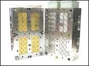 192-cavity sheath mold