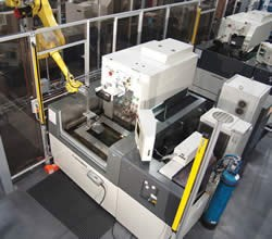 Fanuc six-axis robot