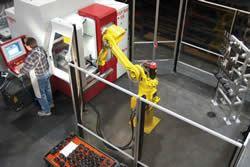 5-axis machine