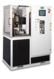 Electric Press for LSR Micromolding