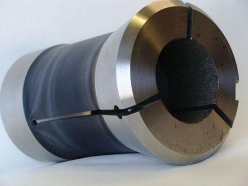 Carbinite metal coating
