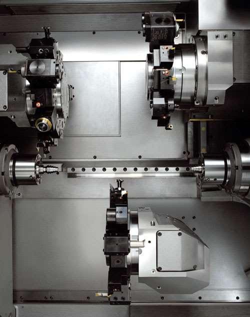 Index C100 Turn/Mill