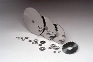 HSS, solid carbide blades