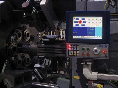 Series 8 CNC