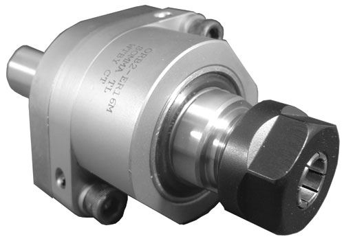 collet chuck-style broach toolholders