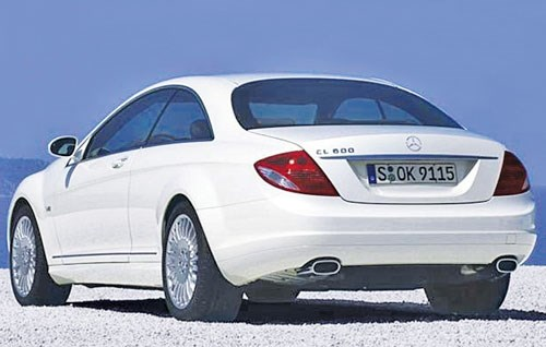 Daimler S-Class Coupe