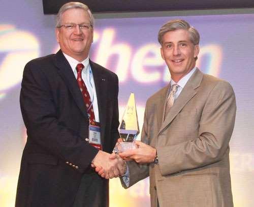 Berry Plastics ACE award