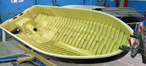 Bayer PWC hull