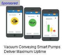 Novatec PumpSense smart vacuum pumps