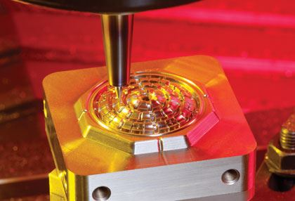 420SS hard milling