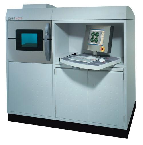 direct metal laser sintering DMLS