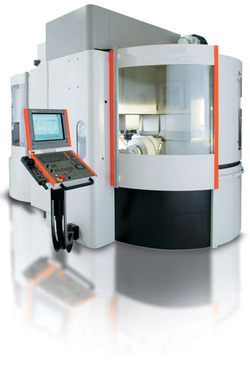 5 axis high speed machining center