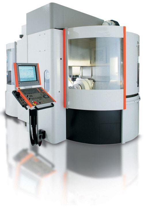 5 axis high speed machining center