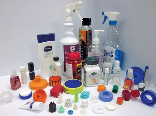 cap and closure containers
