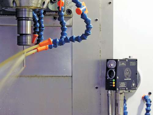 tool breakage detector