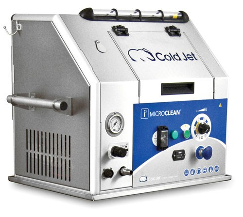 Dry Ice Blast Cleaning Saves Time, Increases Efficiency