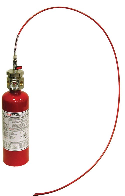 Fast-Acting, Automatic Fire Detection and Suppression Systems