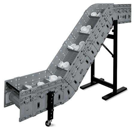 Modular, reconfigurable conveyor from Dynamic Conveyor.