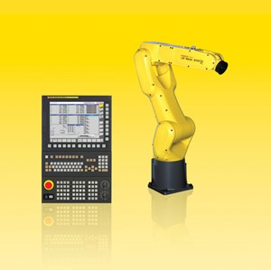 FANUC Series 3xi-Model B CNC