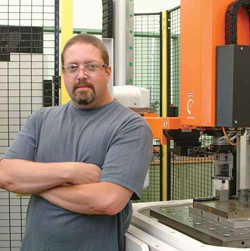 Steve Shultz micro mold