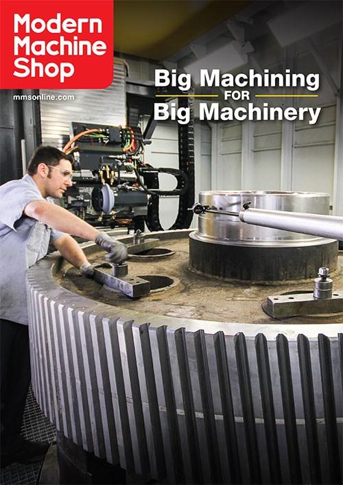 Modern Machine Shop cover