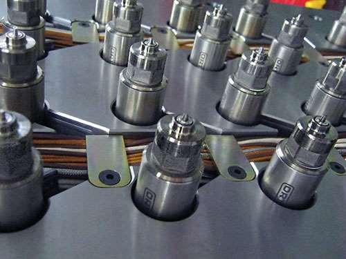 valve gated nozzles