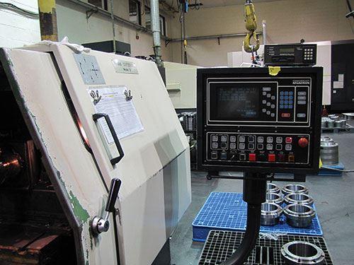 Grinder CNC