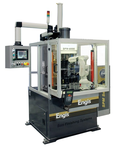Engis SPM 8000 single-pass bore finisher