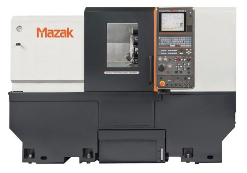 Mazak Quick Turn Universal 250MSY turning center