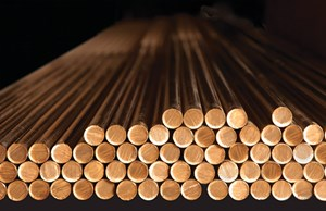 Concast copper alloys