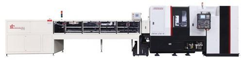 Gosiger Shimada ISM B6-27 multi-spindle bar machine