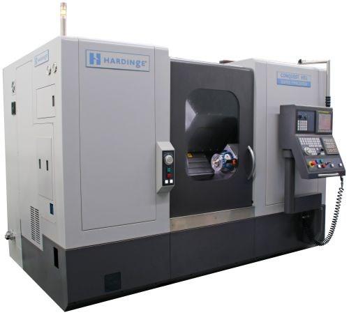 Hardinge Conquest H51 bar and chucking machine