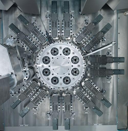 Index MS22C-8 turning machine