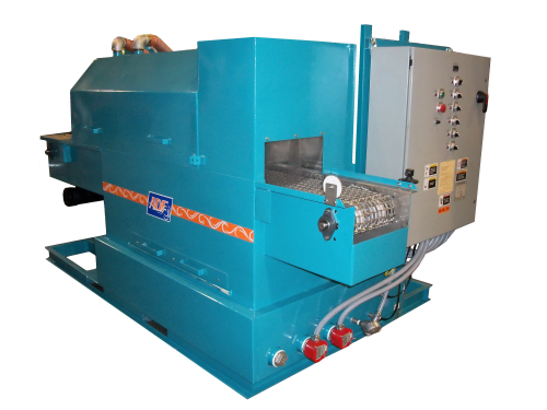 ADF systems Model 17 conveyor washer
