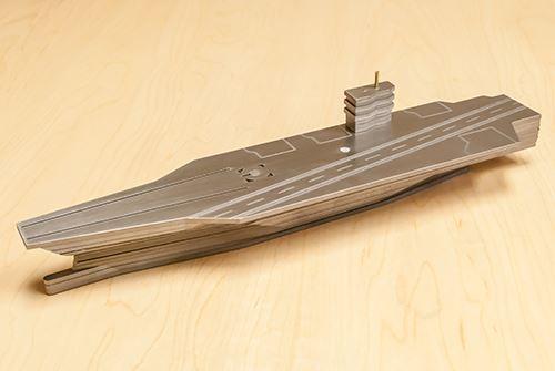 Aircraft Carrier Model