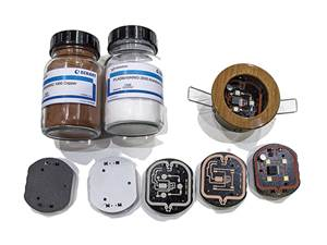 New 'Dry' Process Puts Circuitry on Plastics