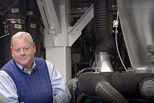Dale Brockman, presidente de la productora de película soplada