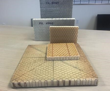 Thermoplastic Honeycomb Cores Tough Insulated Sandwiches