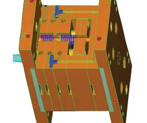 INJECTION MOLDING: Properly Placing & Cooling Insulator Plates