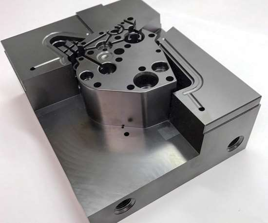 tool steel mold