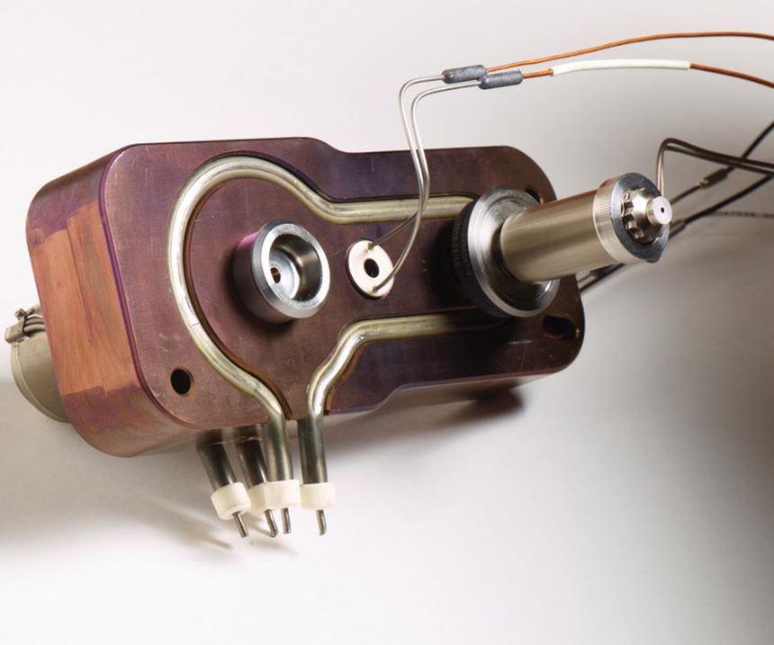 offset manifold
