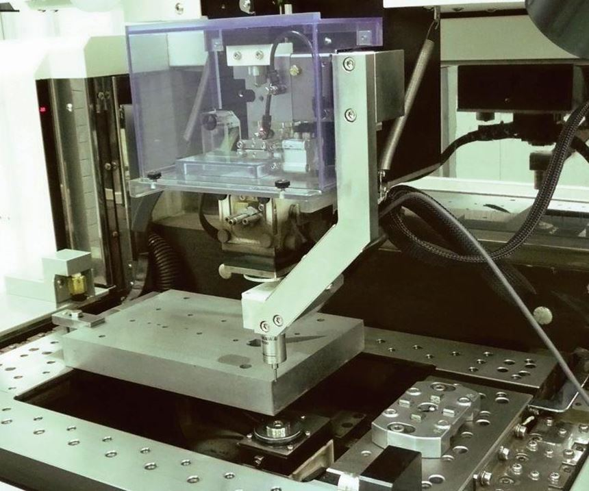 touch trigger probing EDM