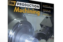 cover of Production Machining magazine